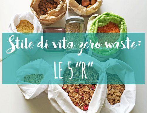 """Cosa vuol dire """"zero waste"""""""